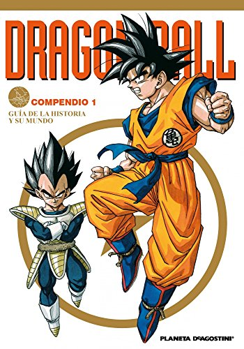 DRAGON BALL COMPENDIO descarga pdf epub mobi fb2
