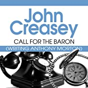 Call for the Baron: Baron, Book 8 | John Creasey