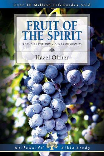 Fruit of the Spirit (Lifeguide Bible Studies) (Fruit Of The Spirit Bible compare prices)