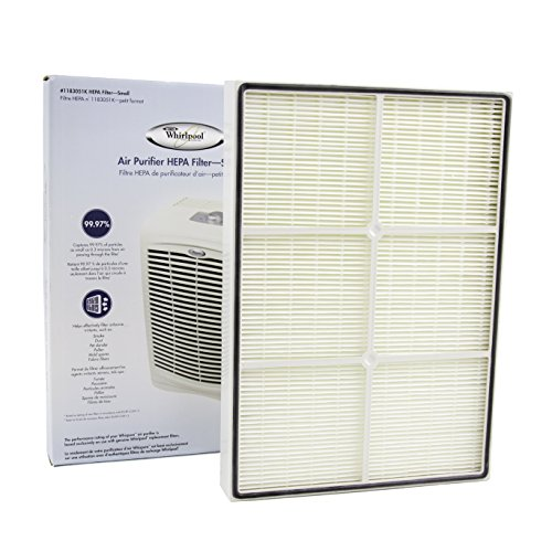 Whirlpool 1183051K Hepa Filter, Small (Hepa Filter Whirlpool compare prices)