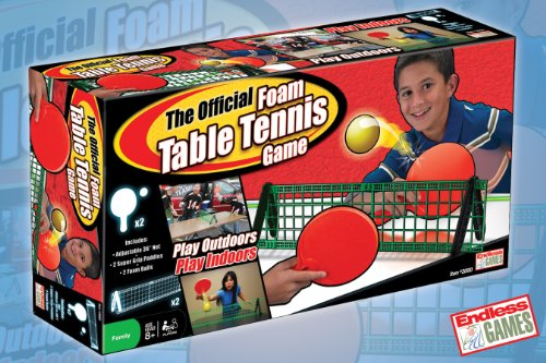Offical Foam Table Tennis Game