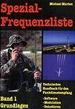 Spezial-Frequenzliste: Band 1