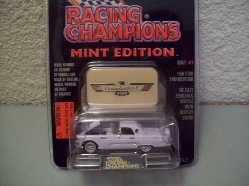 Racing Champions Mint Series Issue #11 1956 Ford Thunderbird