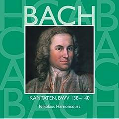 """Cantata No.138 Warum betr�bst du dich, mein Herz? BWV138 : II Recitative - """"Ich bin veracht'"""" [Bass]"""