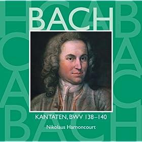 Bach, JS : Sacred Cantatas BWV Nos 138 - 140