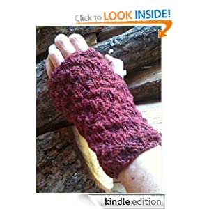 Wrist Warmers Knitting Patterns : How To Knit Wrist Warmers (Easy