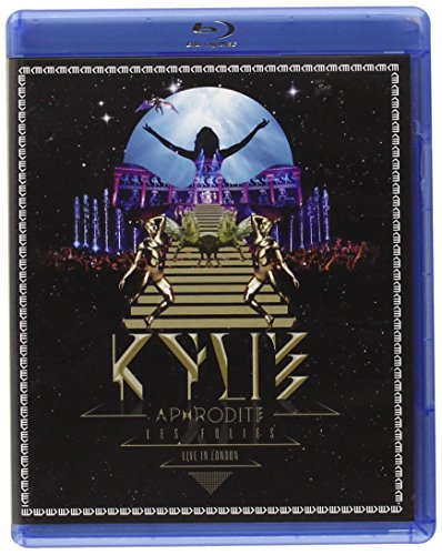 Kylie Minogue - Aphrodite Les Folies - Live In London (Blu-Ray+Blu-Ray 3D)