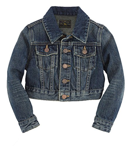 Polo Ralph Lauren Girls' Denim Jacket front-1036763