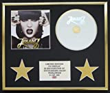 JESSIE J/CD DISPLAY/LIMITED EDITION/COA/WHO YOU ARE