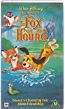 The Fox and the Hound [VHS] [Import anglais]