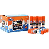 Elmer's Washable All-Purpose School Glue Sticks, All New Mega Pack .24 oz, 90 Pack (E556)