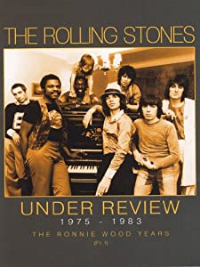Rolling Stones - The Ronnie Wood Years Under Review 1975 - 1983 [DVD] [NTSC] [2012]