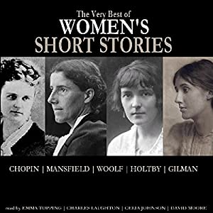 The Very Best of Women's Short Stories Audiobook
