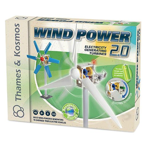 Wind Power 2.0 Science Kit