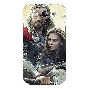 Jugaaduu Thor Back Cover Case For Samsung Galaxy Grand Duos I9082