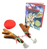 img - for Christmas Storybook & Vehicle Dress Up Kit book / textbook / text book