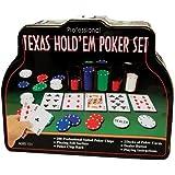Texas Hold'em Poker Set - 206 pieces