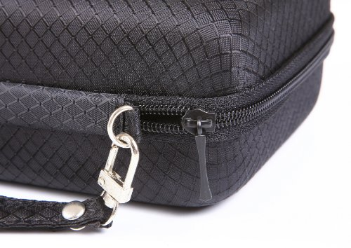 PC247 Hardcase for 3.5inch External Portable Hardrives - Black