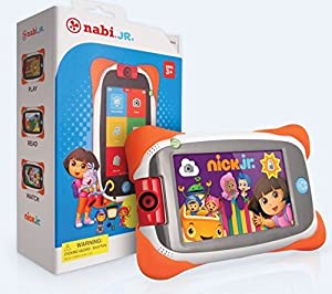 "Nabi 5"" Nick Jr. Edition 16GB Android Tablet with WiFi (Certified Refurbished)"