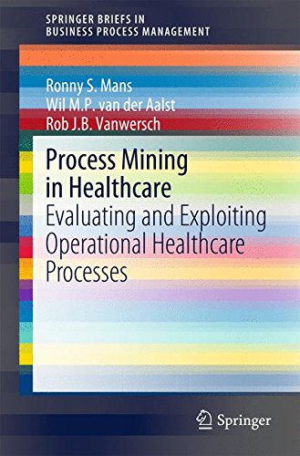 Process Mining in Healthcare Evaluating and Exploiting Operational Healthcare Processes (SpringerBriefs in Business Process Management) [Mans, Ronny S. S.] (Tapa Blanda)