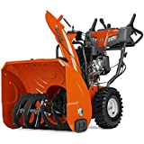 Husqvarna 961930097 254cc 2-Stage Electric Start Snow Thrower, 27-Inch