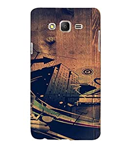PRINTVISA Abstract Modern Art Case Cover for Samsung Galaxy On 5