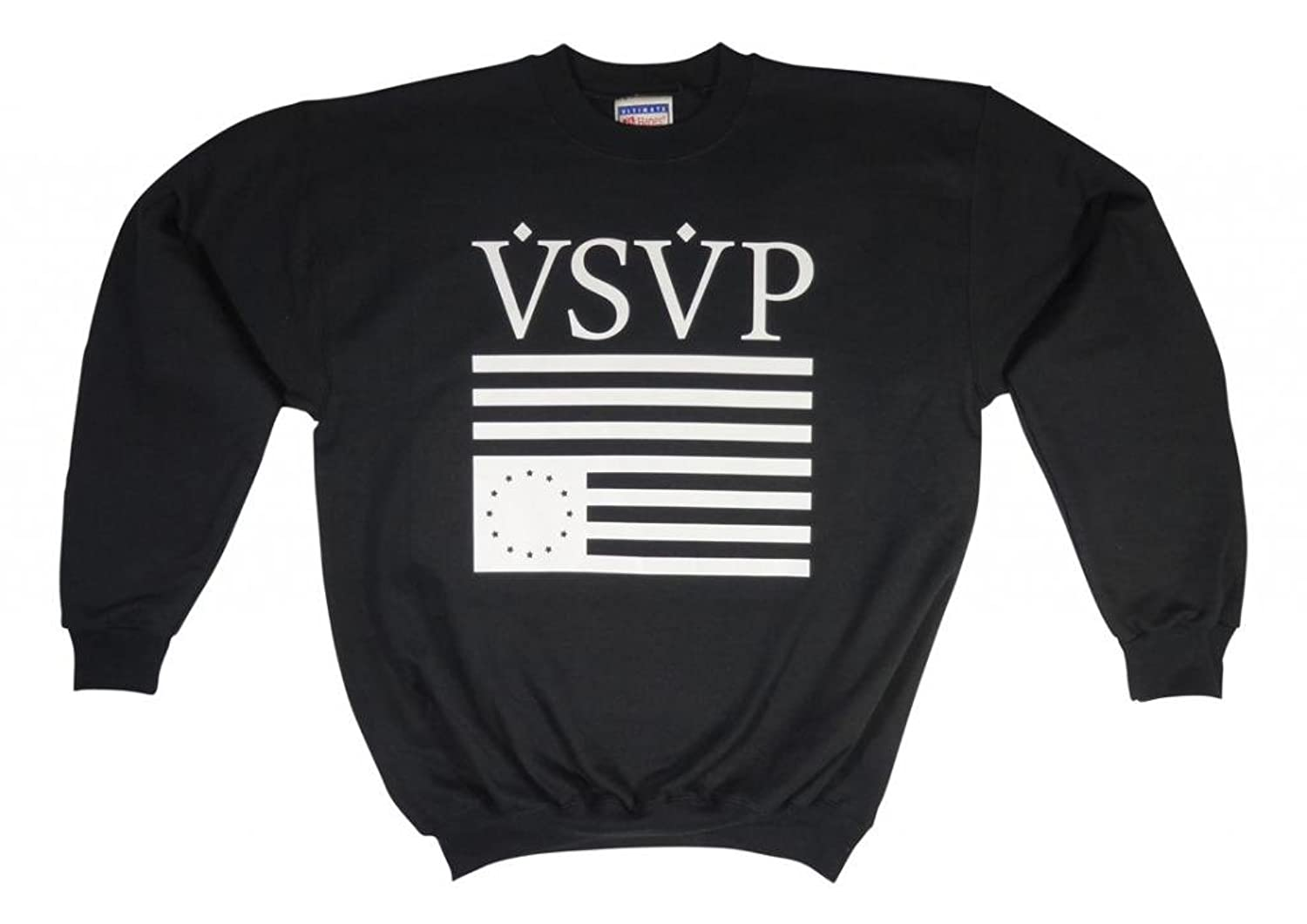 Vsvp Sweater RTGraphics Men s VSVP Flag
