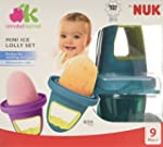 Annabel Karmel by NUK Ice Lolly Moulds