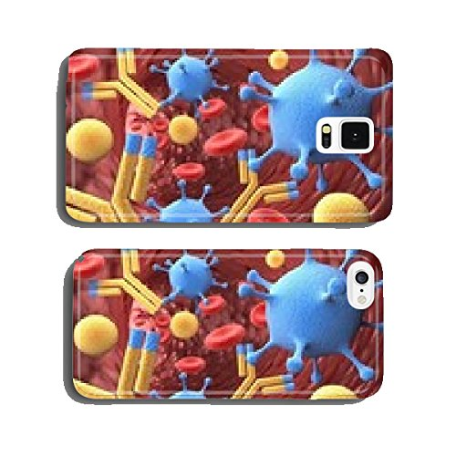 antibody-3d-virus-antibodies-and-t-cells-cell-phone-cover-case-iphone6