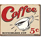 Schonberg - Coffee Scents Metal Tin Sign 16