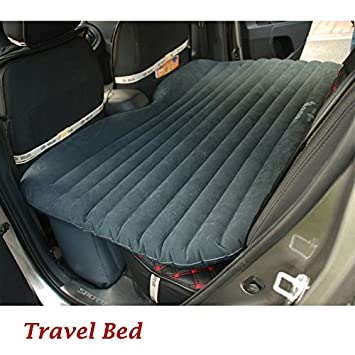2016 Best Selling New Car Seat Car Air Mattress Cover Inflatable Travel Bed Air Mattress Inflatable Bed Good Quality Car Bed With All accessories by Stvin at amazon