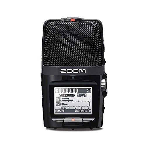 Enregistreur PCM linéaire ZOOM handy recorder H2n