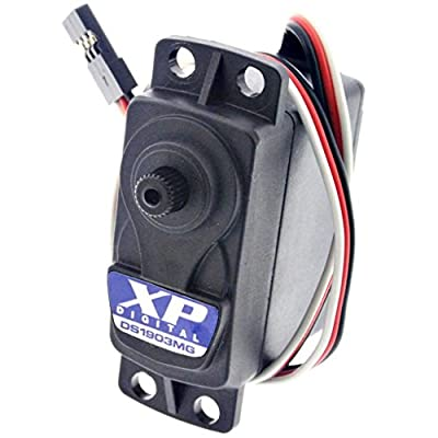 AE Team Associated 1/10 SC10 RS 2WD * XP DIGITAL DS1903MG STEERING SERVO * MGT