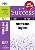 Jon Goulding Maths and English: Practice Test Papers (Letts Key Stage 2 Success)