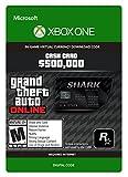 Grand Theft Auto V Bull Shark Cash Card - Xbox One Digital Code