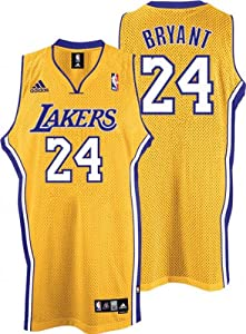 Los Angeles Lakers Kobe Bryant Team Color Swingman Replica Jersey