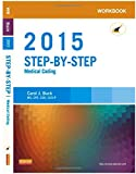 img - for Workbook for Step-by-Step Medical Coding, 2015 Edition, 1e book / textbook / text book
