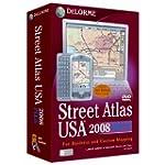 Street Atlas USA/Canada 2008 Plus Bil...