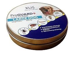 XUS ProGurard+ Flea & Tick Collar for Large Dog