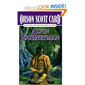 Alvin Journeyman (Tales of Alvin Maker, Book 4) by