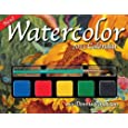 Watercolor Day-to-Day Calendars