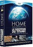 echange, troc Home + La syndrome du Titanic [Blu-ray]