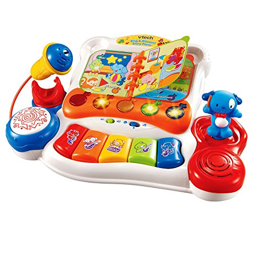 VTech Sing and Discover Story Piano - 1