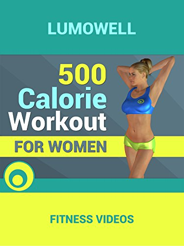 500 Calorie Workout for Women