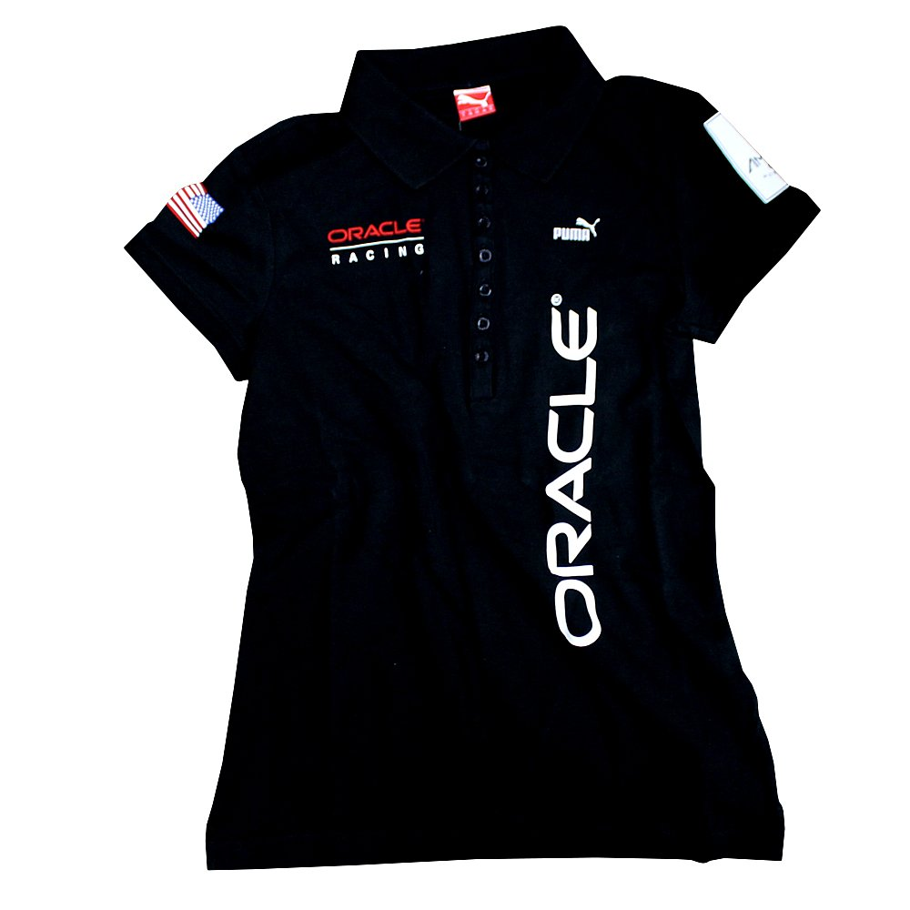 new puma oracle team usa americans cup white black womens