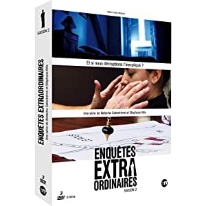 Enquêtes extraordinaires - saison 2