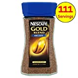 Nescafe Gold Blend Decaf Freeze Dried Instant Coffee 200g