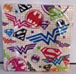Justice League Girl Lunch Napkins 16 per package