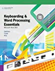 Keyboarding and Word Processing Essentials, Lessons 1-55: Microsoft Word 2010 (College Keyboarding)