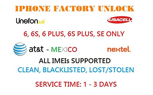 att-mexico-iusacell-nextel-unefon-iphone-factory-unlock-6-6s-6-6s-se-onlydelivery-time1-3-business-d
